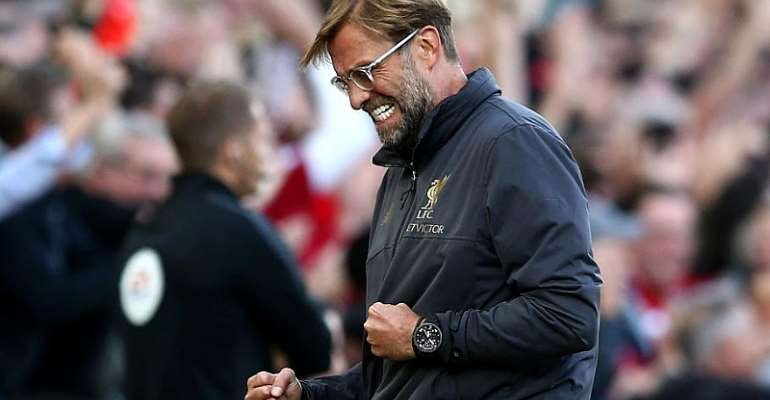 Klopp Awarded Premier League Manager Of The Month