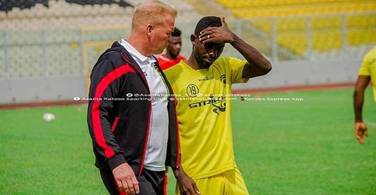 CAF Champions League: Jordan Opoku Confident Of Victory Ahead Of Etoile du Sahel Clash