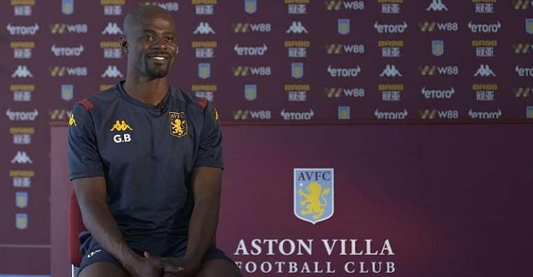 Ghanaian Gaffer George Boateng Named Head Coach Of Aston Villa U18 Team