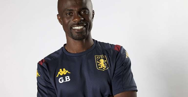 George Boateng Elated To Return To Aston Villa As U-18 Coach