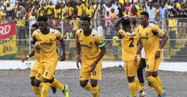 Caf Confederation Cup: AshantiGold v RS Berkane Preview