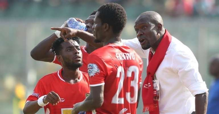 It Will Be Impossible For Etoile To Beat Kotoko On Sunday – CK Akonnor