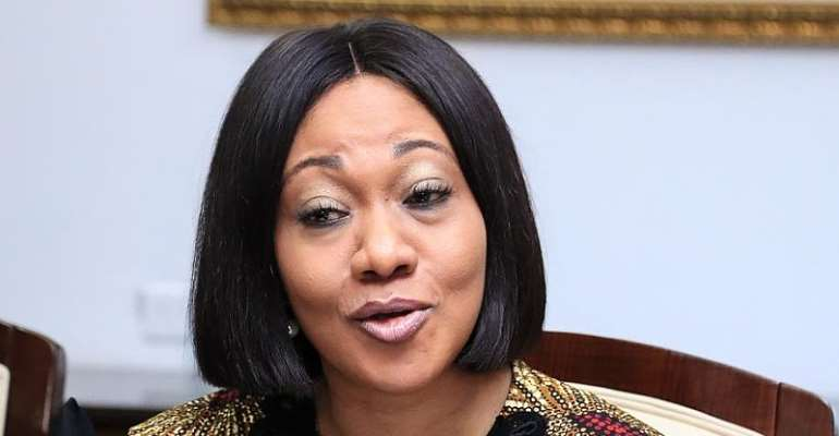 We Terminated $56m Contract Signed Under Charlotte Osei – EC Boss