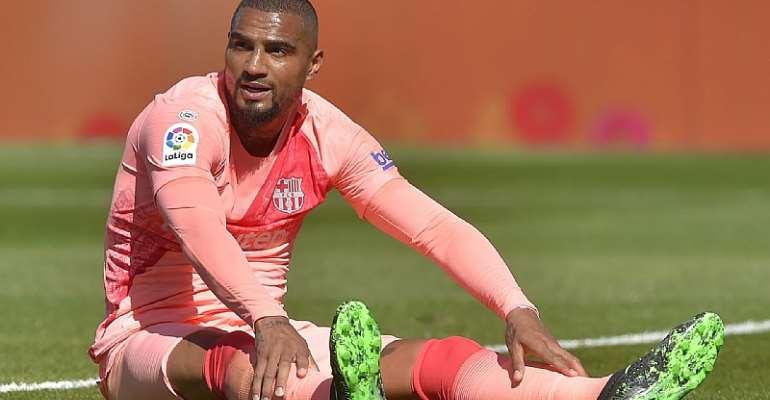 'I Regret Joining Barcelona', Says Kevin Prince Boateng