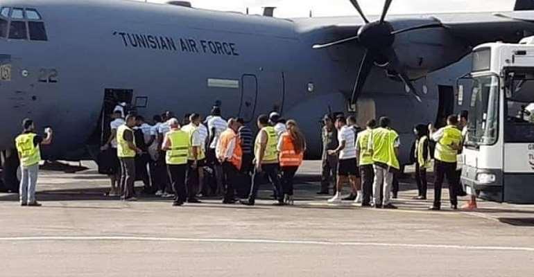 CAF Champions League: Etoile du Sahel Arrive In Ghana For Kotoko Encounter