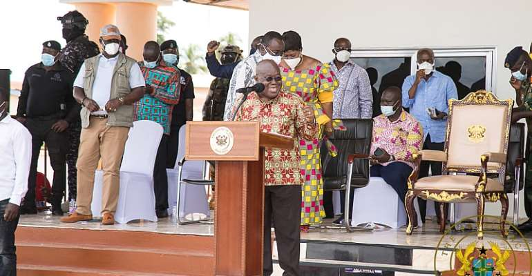 DKM Customers Will Smile To The Bank Soon---Akufo-Addo Hints Of Settlement
