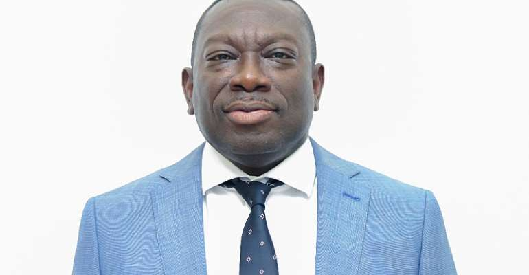 Ghana Development Awards: Ghana Post MD Awarded For Outstanding Contributions To The Development Of Postal Services
