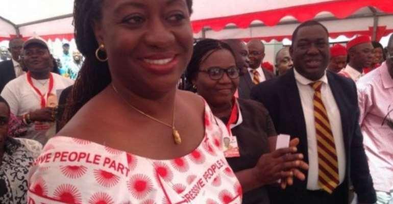 PPP Flagbearer Madam Dzogbenuku Hints Of New Face Of Politics