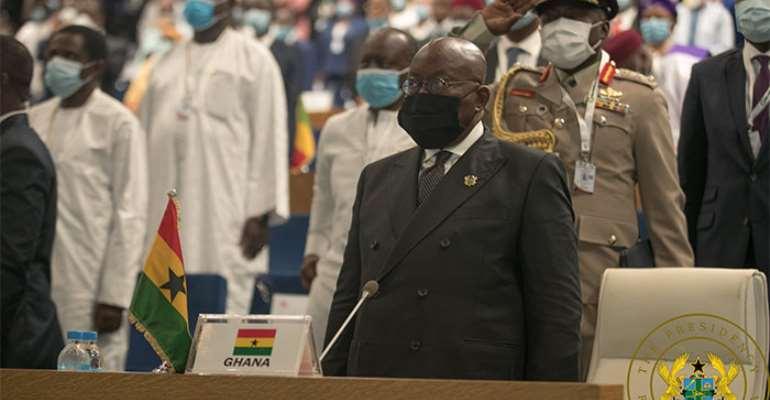 President Akufo-Addo Convenes First Consultative Dialogue On Mali Crisis