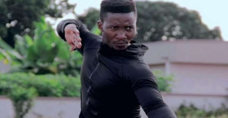 Police Hunts Down Shooters Of Kumawood Actor 'SCORPION'