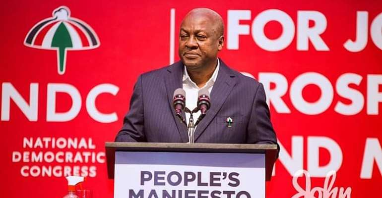 The People's Manifesto Reflects The Needs And Aspirations Of All Ghanaians—STRANEK-AFRICA
