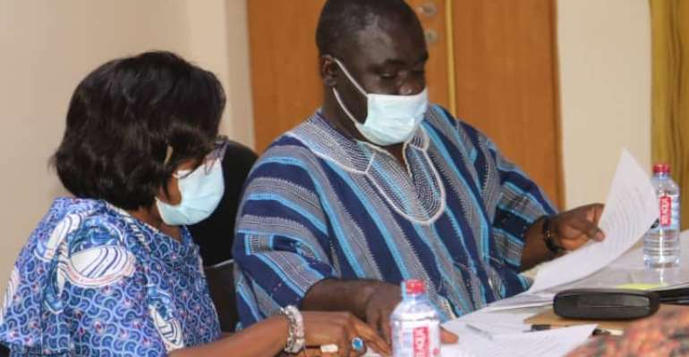 Develop policies to solve maritime challenges – Transport Minister to GMA, GSA Boards