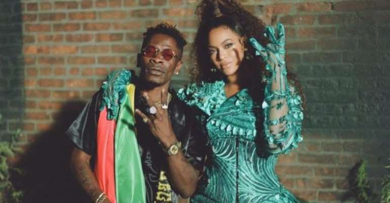 Shatta Wale writes letter of appreciation to Jay Z, Beyonce after 2021 Music Video Awards