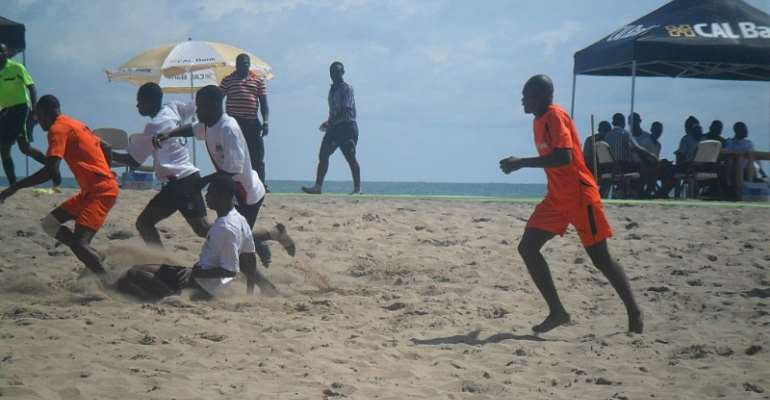2016 Beach Soccer Afcon Qualifier: Kenya to arrive in Accra today