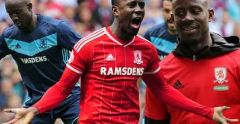 Middlesbrough FC: Premier League club heads to Ghana in search of talent