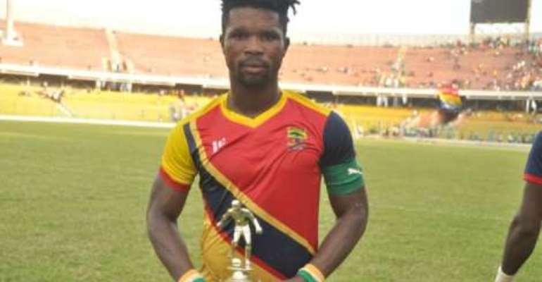 Ghana Premier League: Robin Gnagne goes AWOL as he nears Hearts of Oak exit