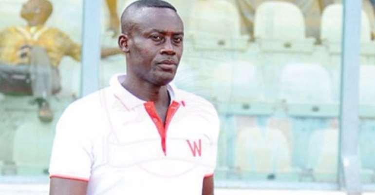 Kotoko coach Michael Osei determined to beat Ashgold