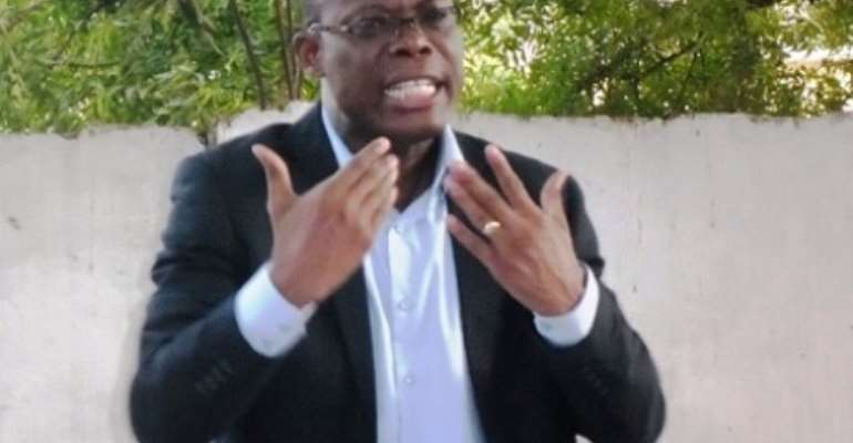 We didn't copy Nana Addo's ideas – Fiifi Kwetey