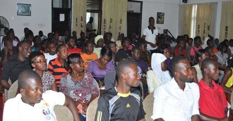 Group calls for improved youth engagement in political activities