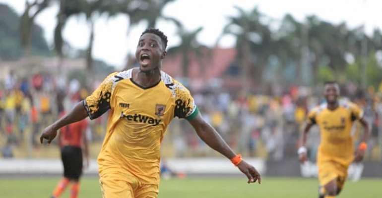 CAF CC: Shafiu Mumuni Sure Of Qualification Despite Recording Narrow Win Over RS Berkane