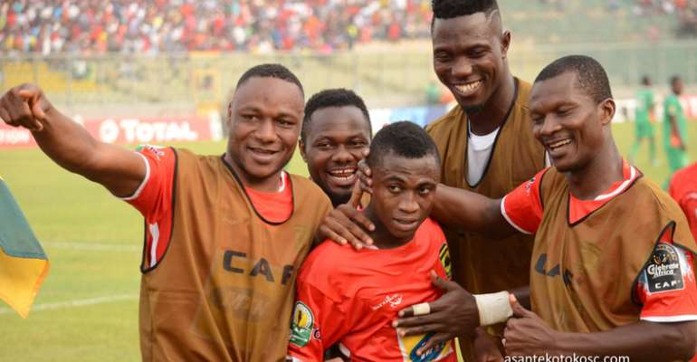 CAF Champions League: Asante Kotoko Urged To Exhibit Strong Character Against Etoile du Sahel