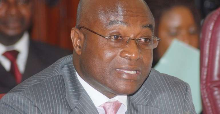 Kye Mensah Bonsu Blasts Minority For Collective Signatures To Recall MPs From Recess