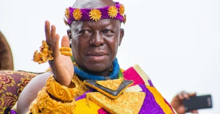 We convinced Losing Candidate To Accept His Fate In 2016– Otumfuo