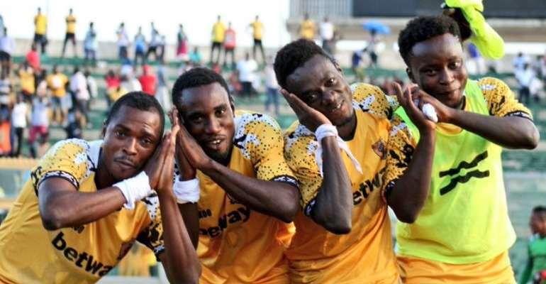 CAF CC: Ashantigold Record Narrow Win Over RS Berkane
