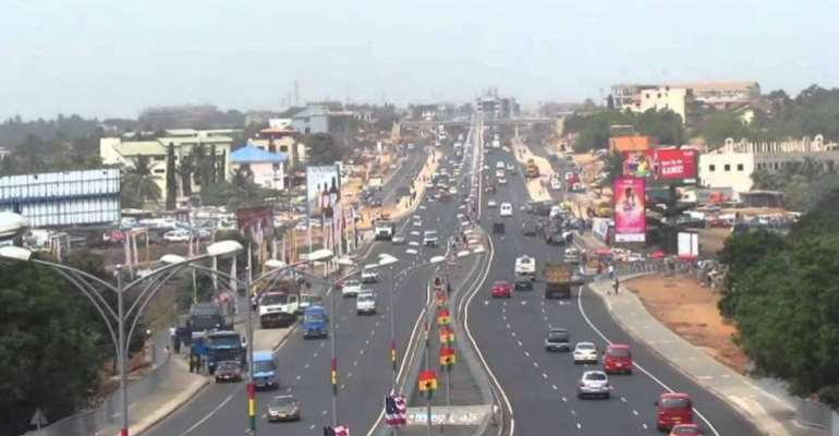 ECOWAS Meeting At Peduase: Major Roads Expected To Temporarily Close