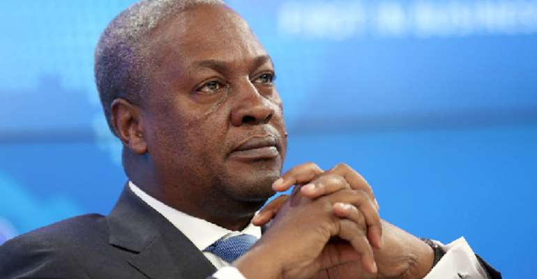 Who Is Asking Where Mahama Will Get The Money From? Dr. Thomas Anaba Highlights Funding Sources