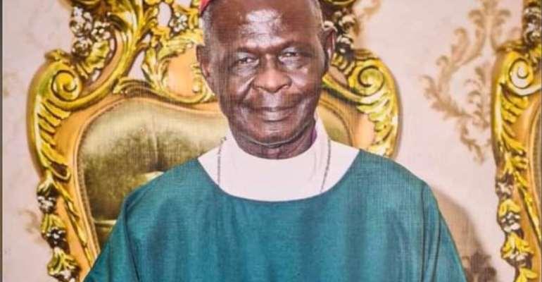 Methodist Church Eulogizes The Late Bishop Asante-Antwi