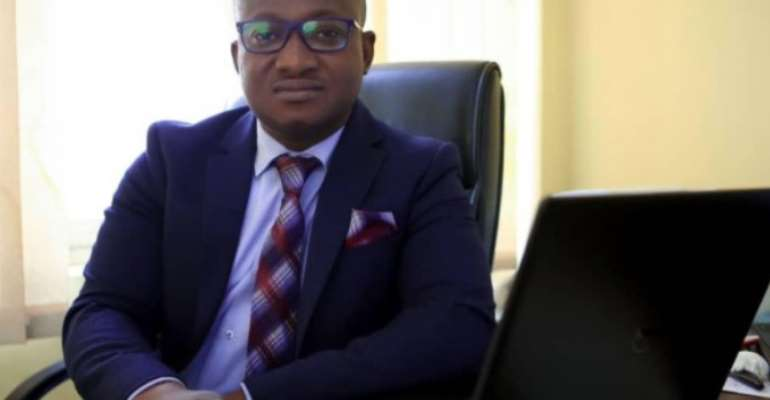 Mr Emmanuel Newton Dasoberi