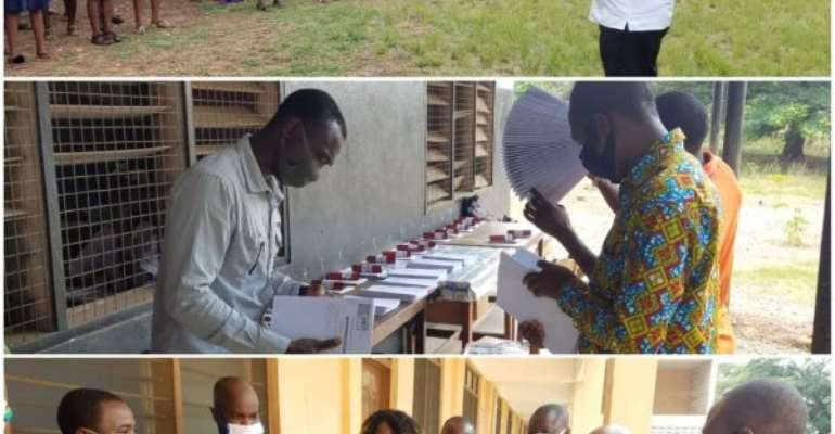 COVID-9 Has Challenged BECE But You Will Pass---Minister To Students