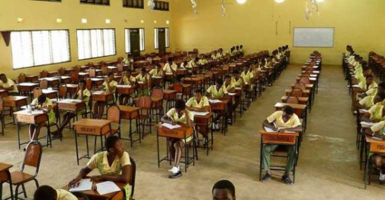 Krachi East: About 1,302 Candidates Sit For BECE