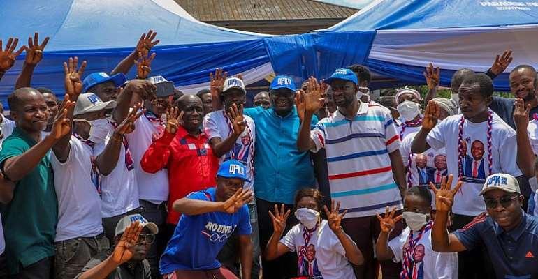 120 NDC Members Defect To NPP