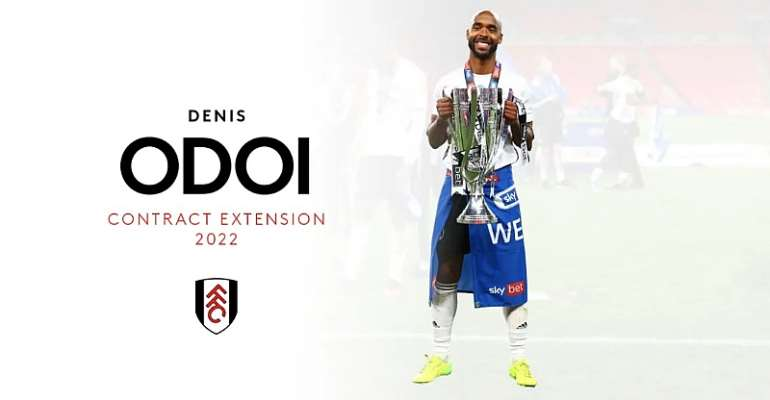 Defender Denis Odoi Express Delight After Signing New Contract At Fulham