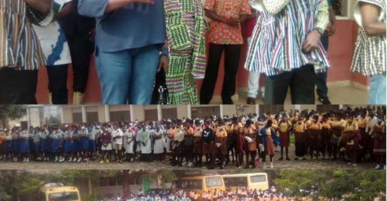 Minister Urges BECE Candidates To Make Upper East Region Proud