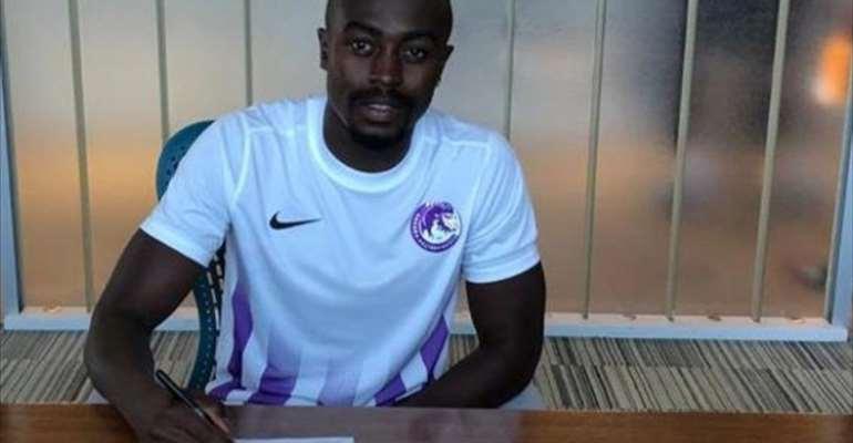 Ghanaian Attacker Joe Dodoo Joins Ankara Keçiörengücü On A 2-Year Deal