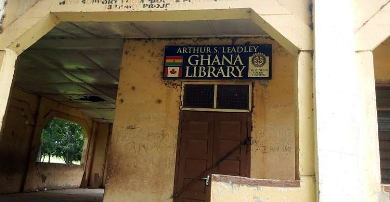 The Municipality without a Functioning Library