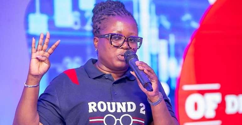Amma Frimpomaa Endorses A Deserving 4more 4Nana At Hope Campaign's Round 2 Virtual Rally