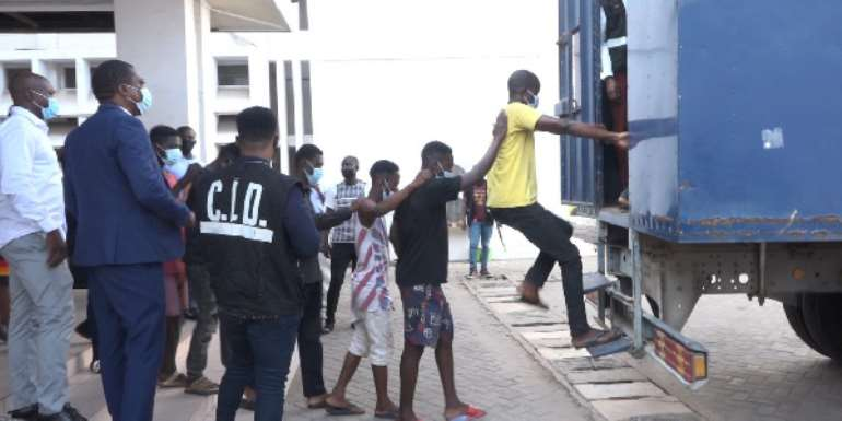 Western Togoland trial: Father of 19, five others denied bail