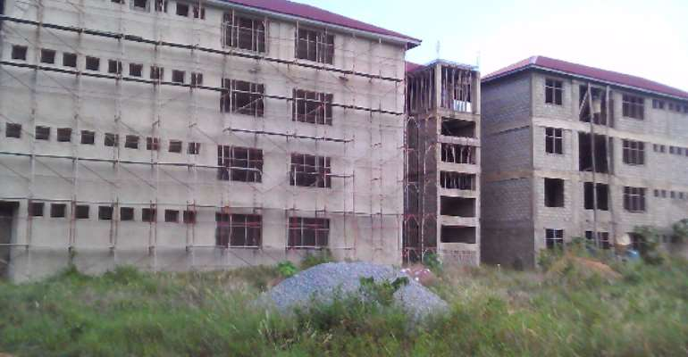 Abandoned projects costing Ghana $25million every year; let's rise and punish gov't  — SDDDF-Africa to Ghanaians