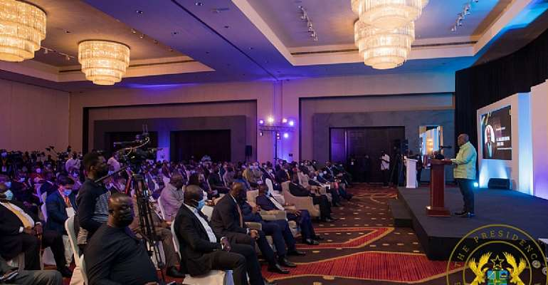 """""""Economy Rebounding Faster From Covid-19 Impact Than Envisioned"""" – Akufo-Addo"""