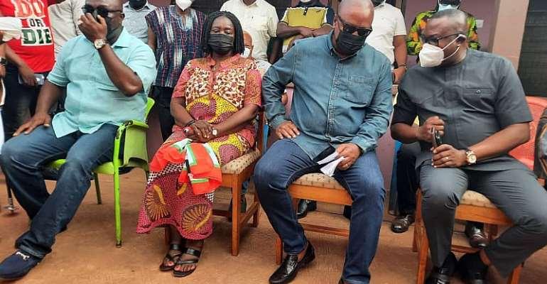 Ejura probe: Mahama lied; Dr. Mensah was never transferred because of his testimony – NPP group