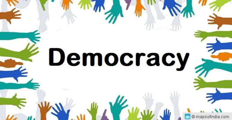 African Democracy is an Apology