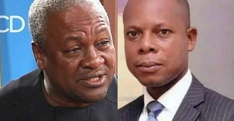 Mahama shouldn't apologise 'Do-or-Die' comment to the 'rented hypocrites', it'll expose his weakness to lead NDC in 2024 — Security Analyst