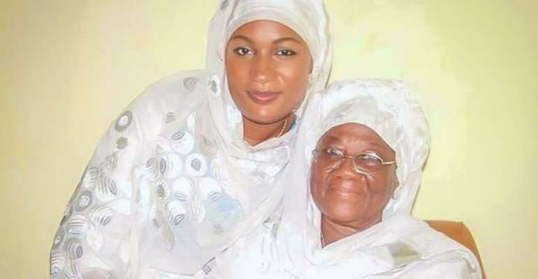 You're very special, your death leaves a vacuum — Samira Bawumia eulogises late mother-in-law