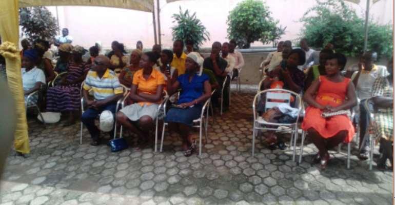 Obuasi Municipal Assembly Disburses Disability Fund
