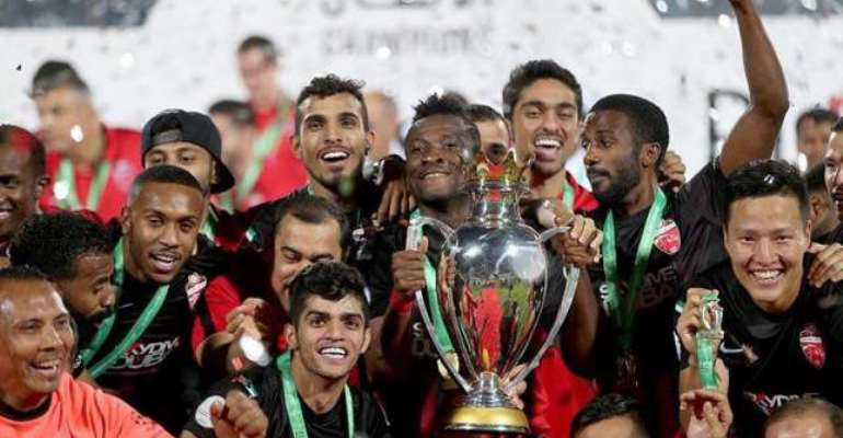 Gyan Relishes Cup Glory