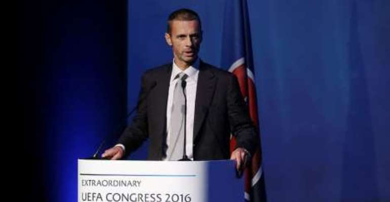 Dawn Of A Fresh Era: UEFA ushers in new leader